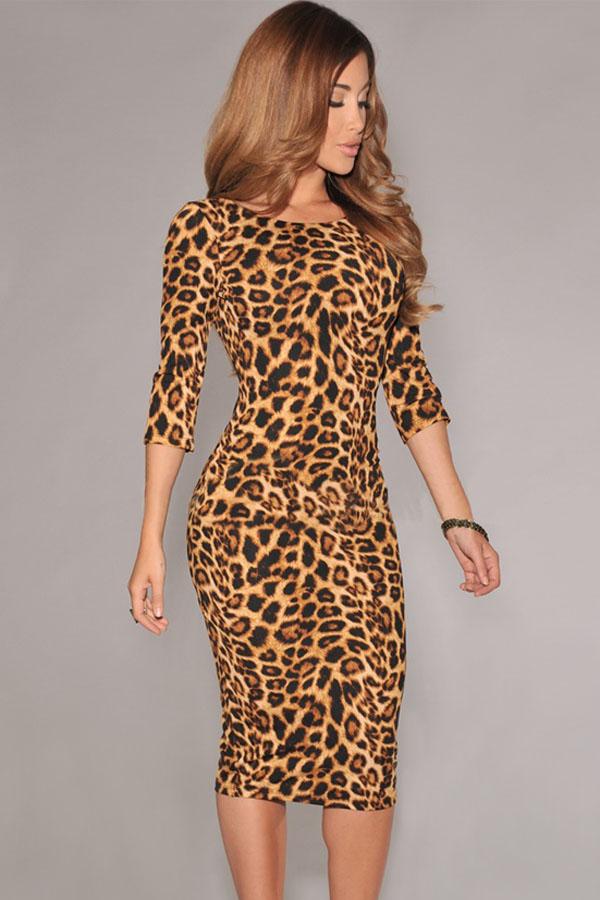 Купить Платье С Рукавами Миди