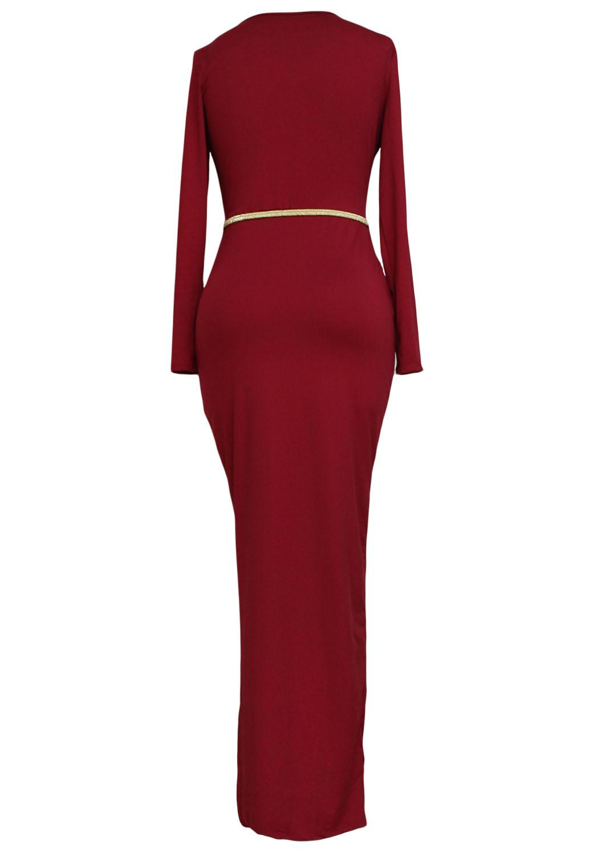 Бордовое платье с доставкой