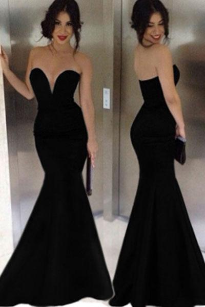 Платье русалка в пол фото