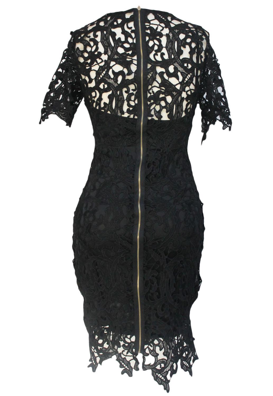 Платье черного цвета доставка