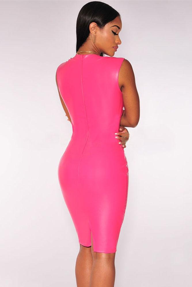 Платье с декольте доставка