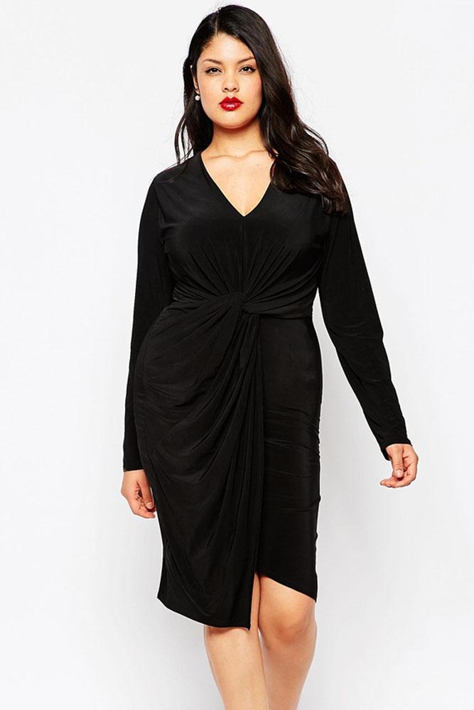 Облегающее Платье С- rurosegalcom