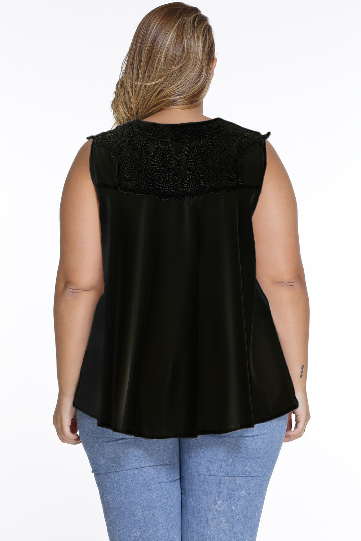 Расклешенная блузка доставка