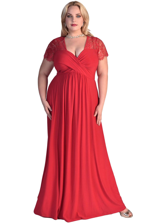 Недорого купить красное платье в москве