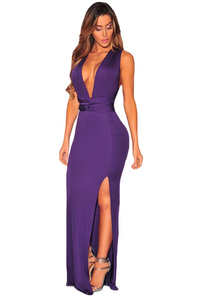 Как Сделать Разрез На Платье Спереди