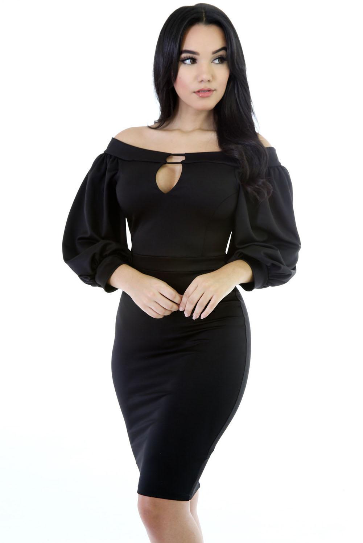 Платье рукава фонариками фото