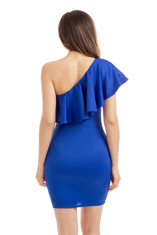 если его платья синие на одно плечо фото изучали археологические памятники