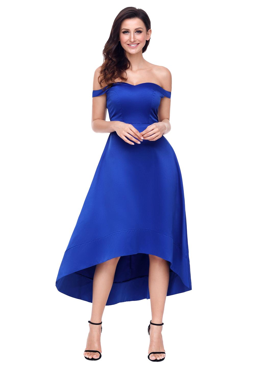 Купить Синее Вечернее Платье В Интернет Магазине