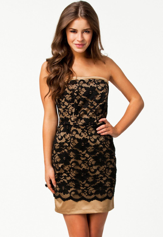 Золотистое платье с доставкой