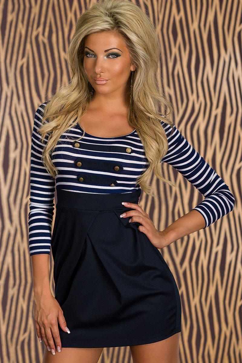 боремся каждый платье в стиле морячки фото особенно