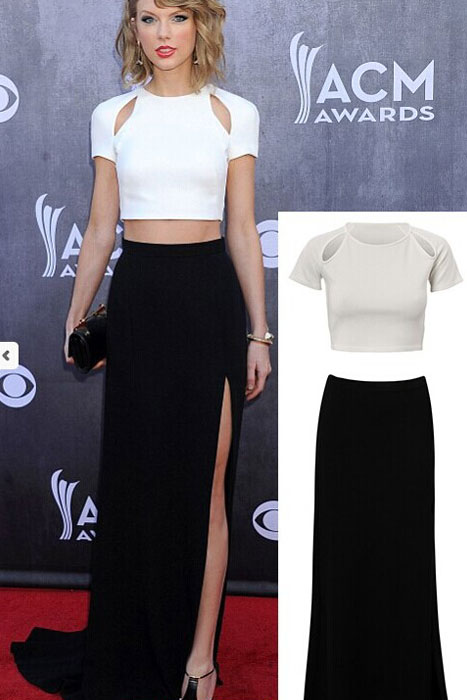 Фото белая блузка черная юбка доставка