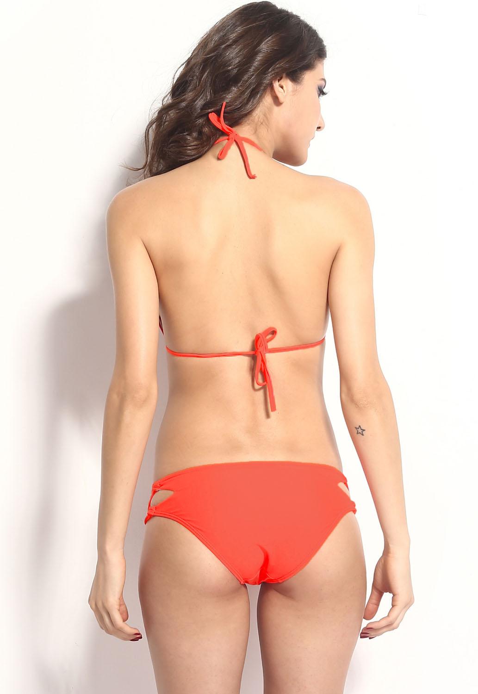 Секс красный купальник 29 фотография