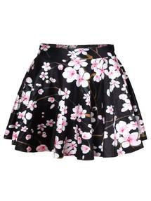 9f962abeace Купить черная короткая мини юбка в складку недорого наложенным ...