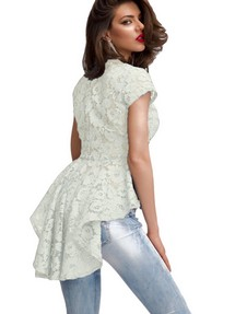 4a9540ac709 Купить прозрачные блузки недорого наложенным платежом в Интернет ...
