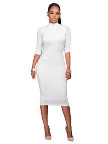 6a0563e1dd4b0cc Купить белое платье футляр недорого наложенным платежом в Интернет ...