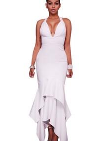 94ab4ab5ef0 Купить длинное макси платье недорого в Симферополе наложенным ...