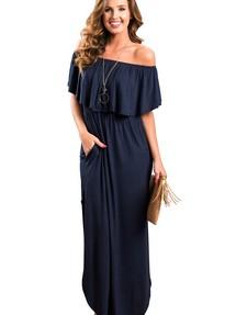 1803e23b77d Купить длинное макси платье недорого в Уфе наложенным платежом в ...