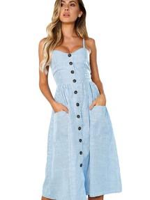 b388291bbd9 Купить платье в полоску недорого наложенным платежом в Интернет ...