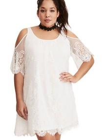 5dc484a4eee Купить белое кружевное платье недорого наложенным платежом в ...