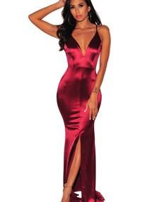 566bffed003bcba Купить красное вечернее платье недорого наложенным платежом в ...