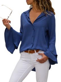 5e173e099cf Купить женские блузки и топы в Туле недорого наложенным платежом в ...