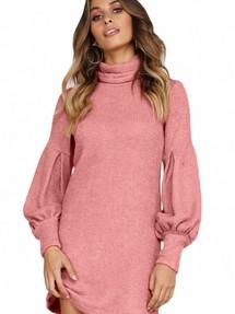 Купить вязаное платье недорого наложенным платежом в Интернет ... 83dc99e7380