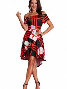 46ed3e5e1a2 Купить платье в клетку недорого наложенным платежом в Интернет ...