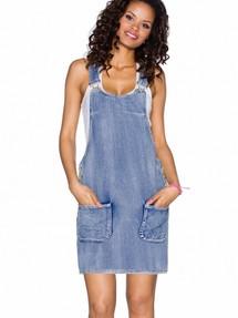 d6a18cf4800 Купить джинсовое платье недорого наложенным платежом в Интернет ...