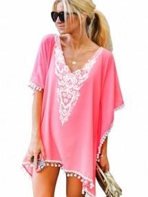 45512dbcd9c6 Купить Парео & пляжная одежда в Новосибирске недорого наложенным ...