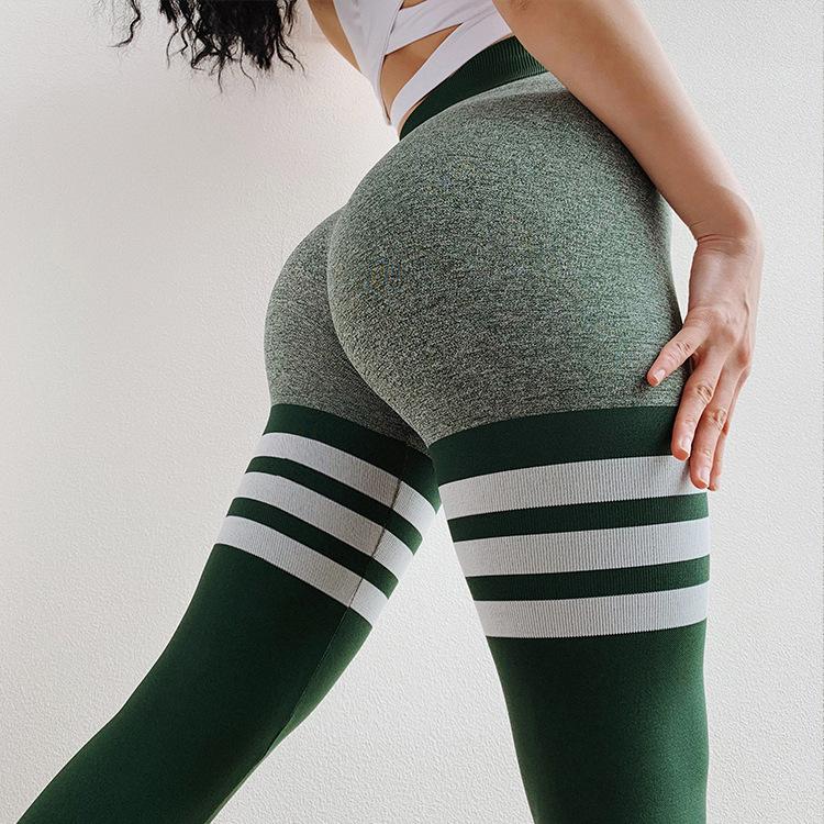 Леггинсы 2-green