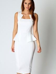 Деловые платья больших размеров