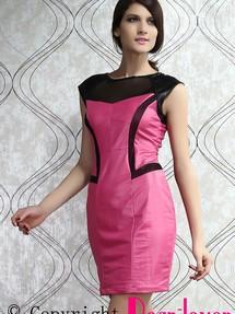 сочетание слипонов с платьем