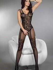 Эротическое черное белье