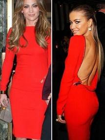 4aeb92ac240 Красное платье с глубоким декольте и открытой спиной. 1773 руб. Выбыл.  Быстрый просмотр