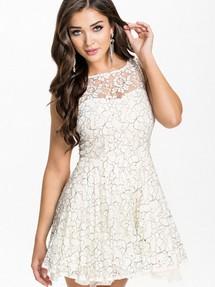 Платье сине белое короткое
